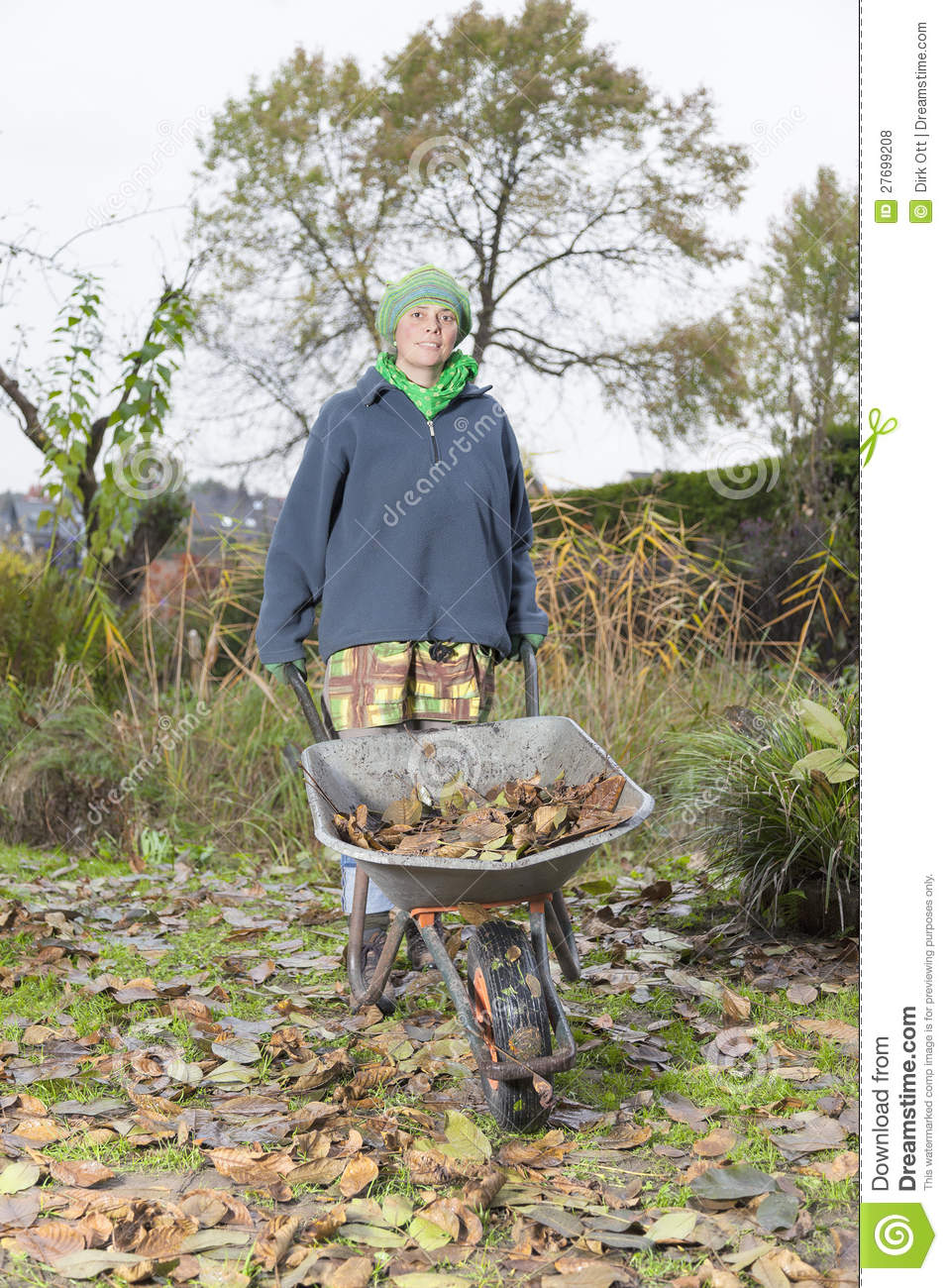 Garden Work Royalty Free Stock Photos Image 27699208