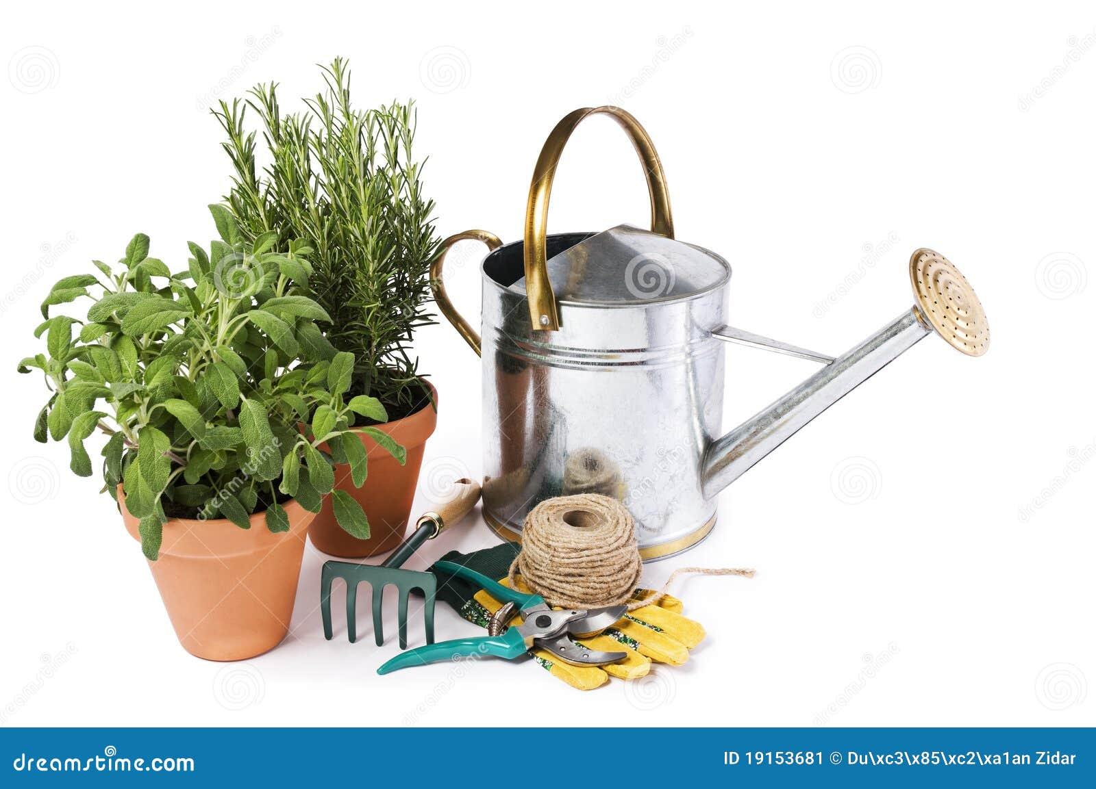 Gardening stock image image 19153681 for Gardening tools watering