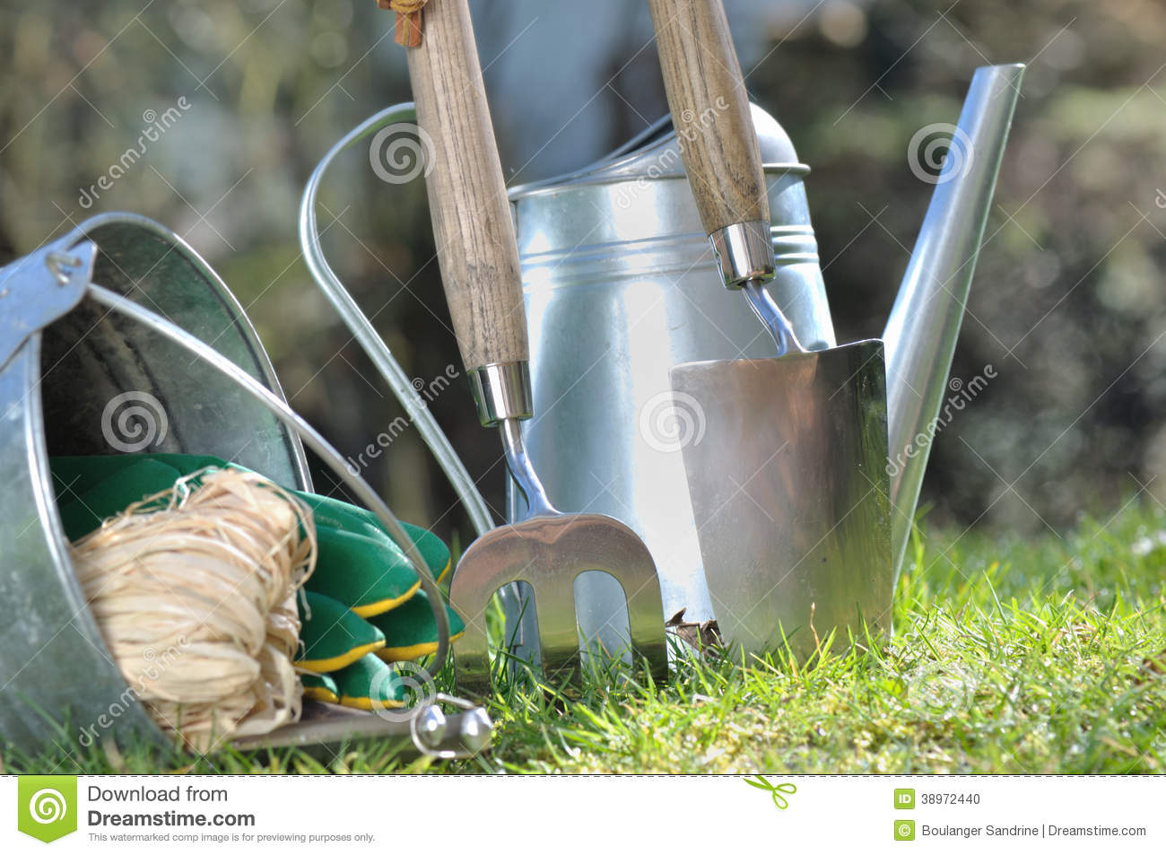 Amazing Royalty Free Stock Photo. Download Gardening Accessories ...