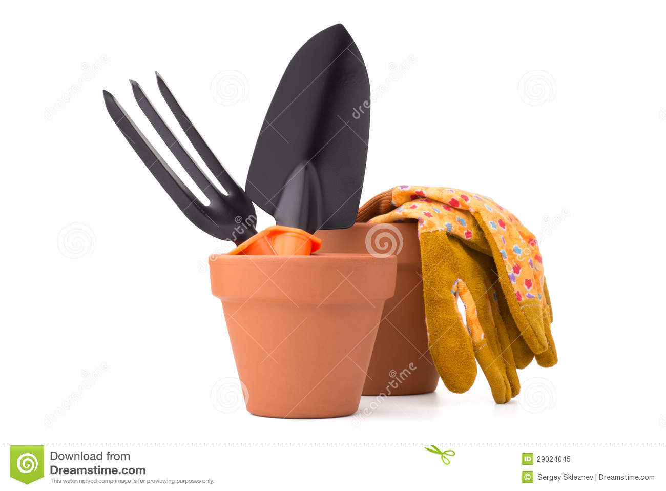 Gardening tools and accessories royalty free stock photo for Gardening tools and accessories