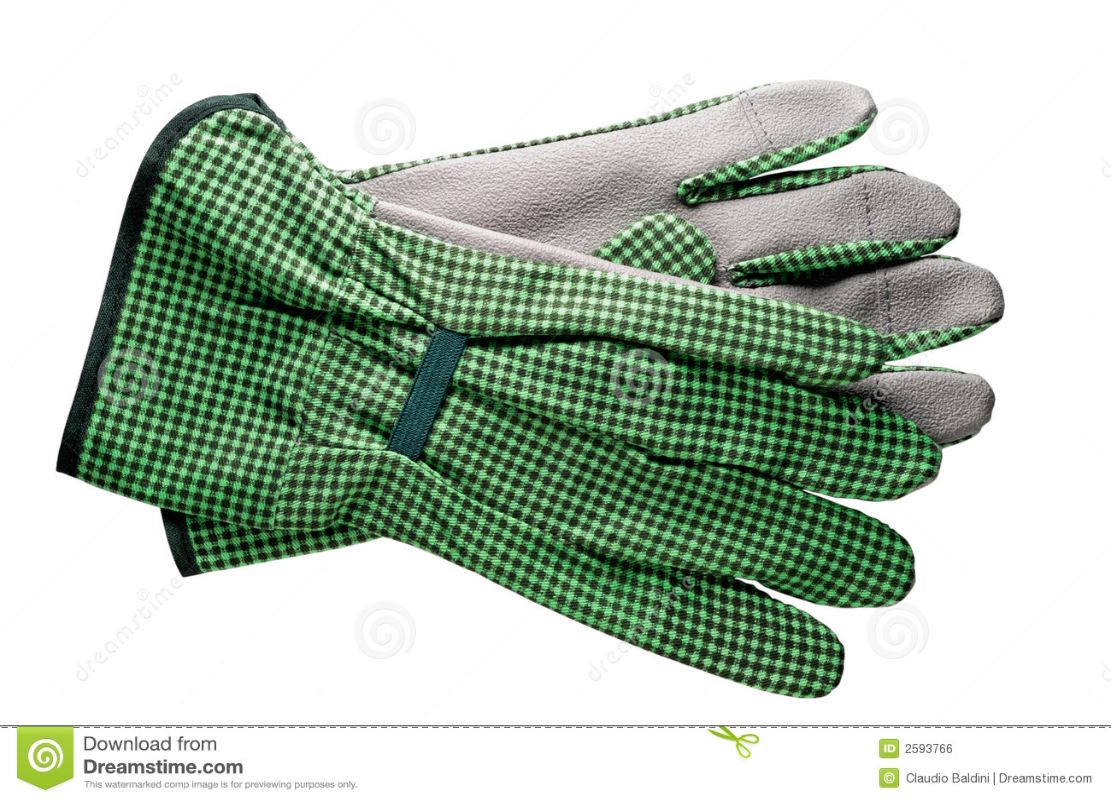 Gardening Tools: Gloves Royalty Free Stock Image - Image: 2593766