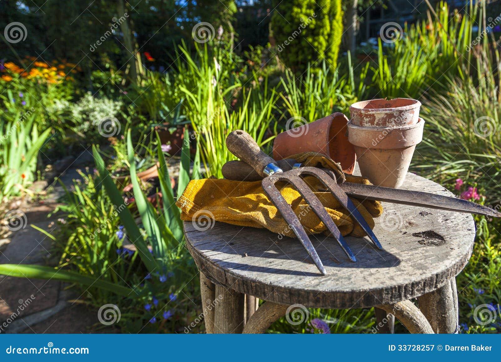 Gardening Royalty Free Stock Photography Image 33728257