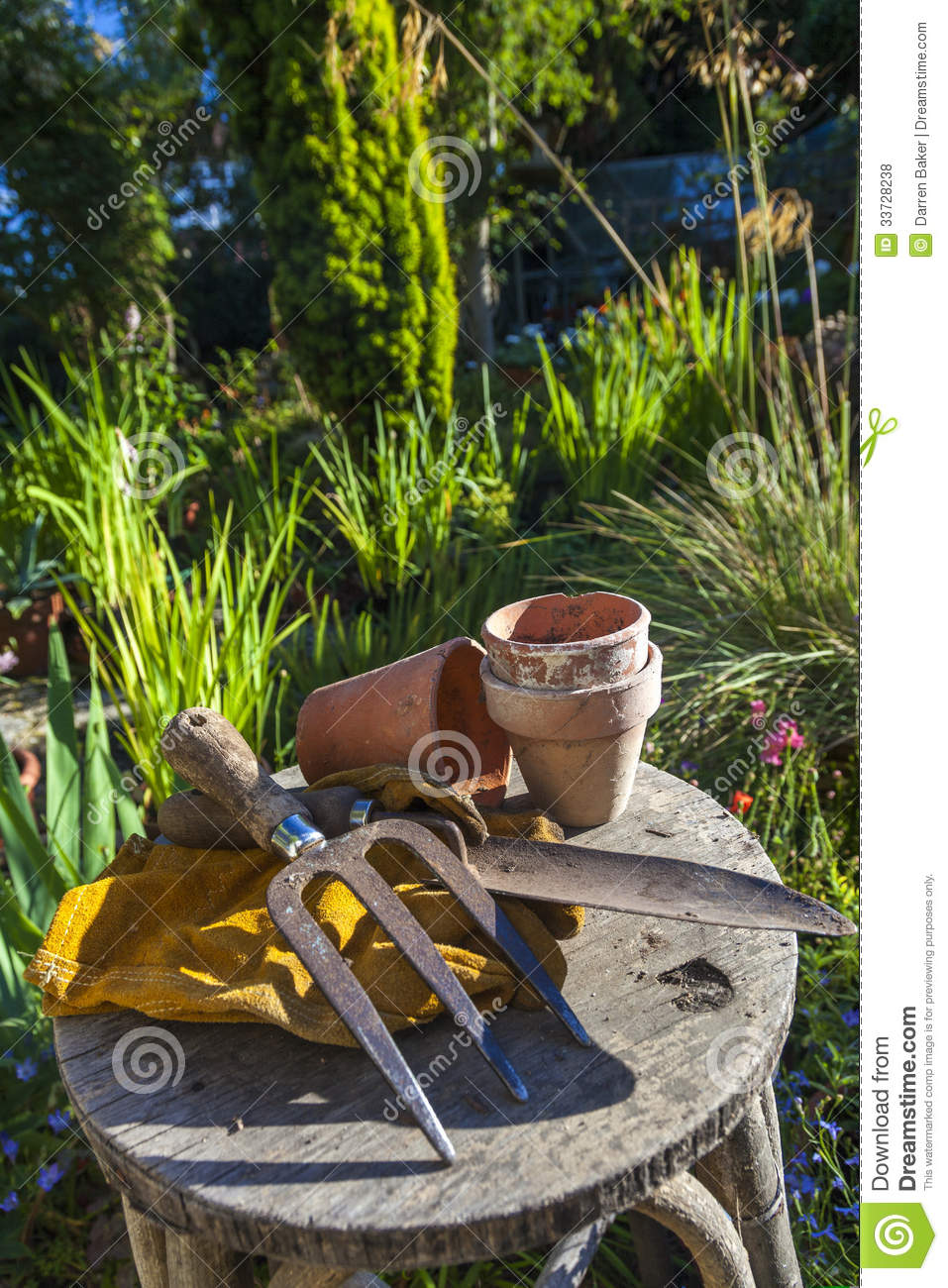 Gardening Royalty Free Stock Photos Image 33728238