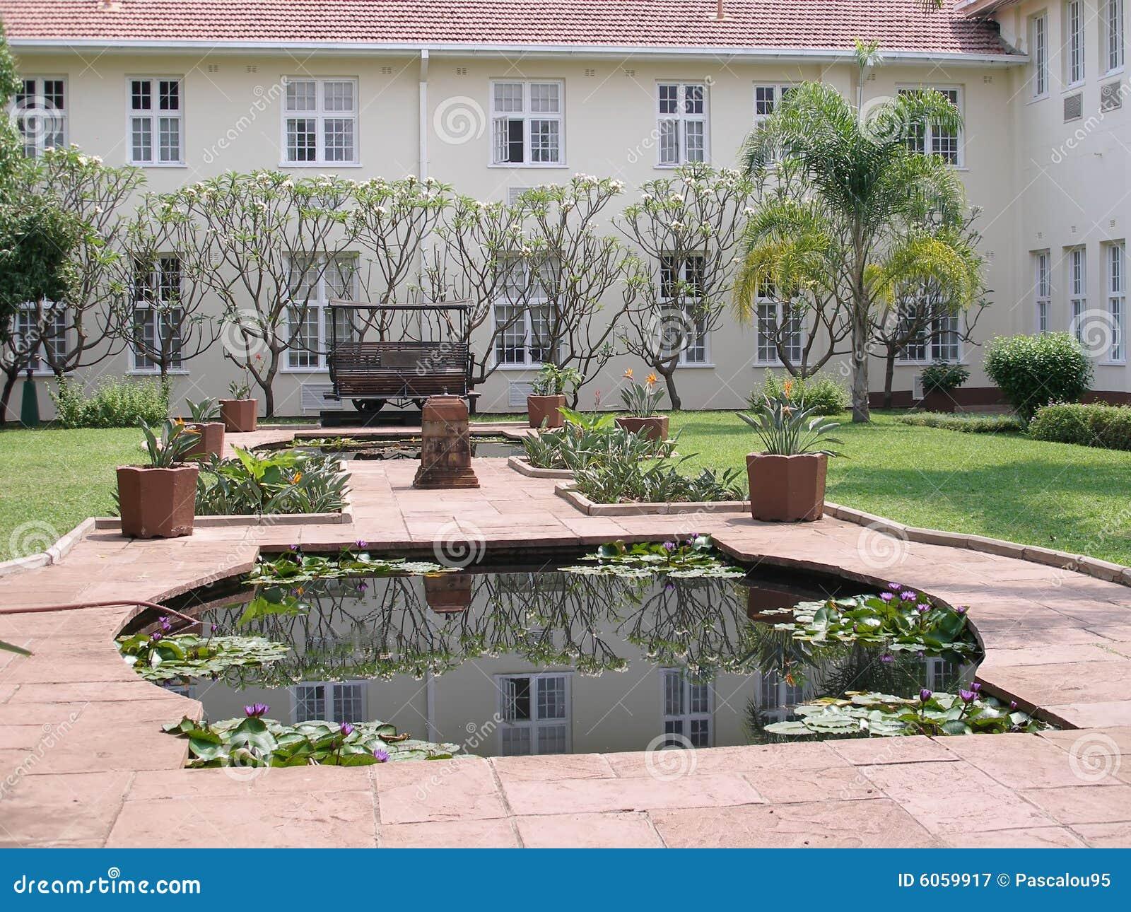 Gardens royalty free stock photography image 6059917 for Garden design zimbabwe