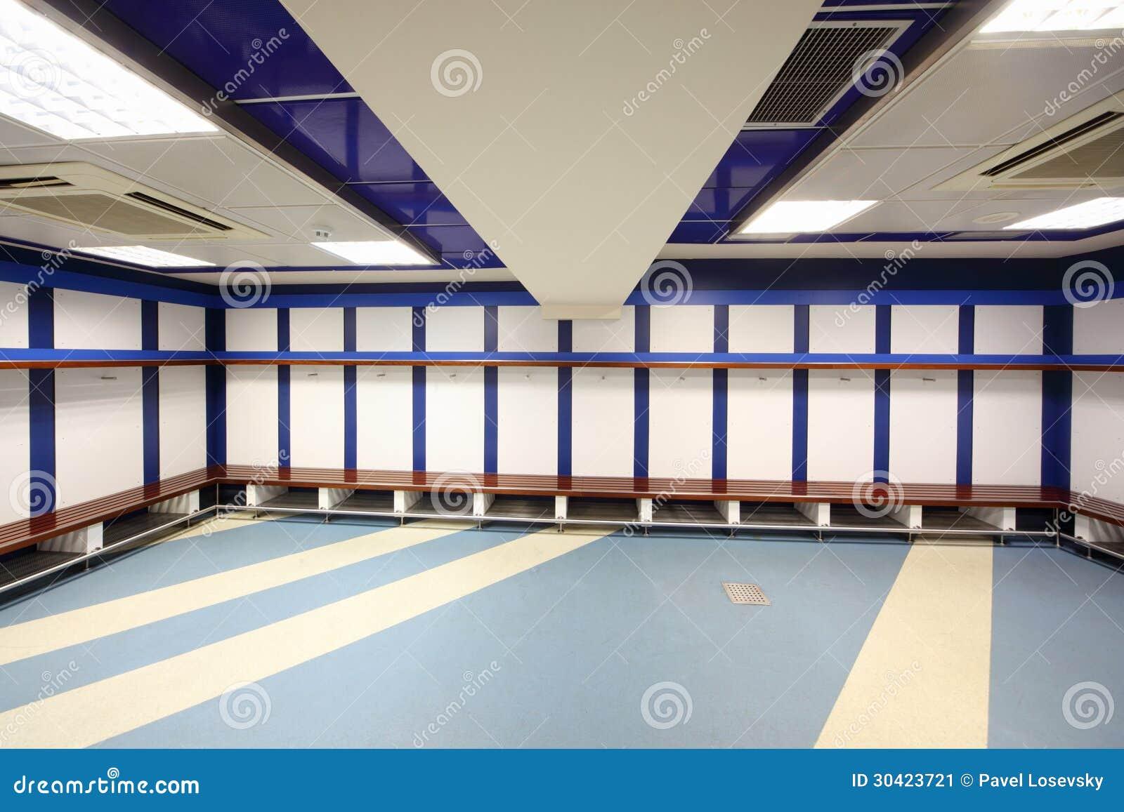 Garderobe in santiago bernabeu stadium redaktionelles foto for Garderobe real