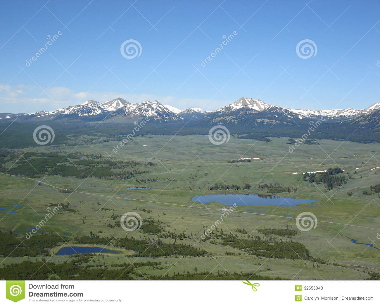 Gardner 39 S Hole Yellowstone Np Stock Image Image 32656043