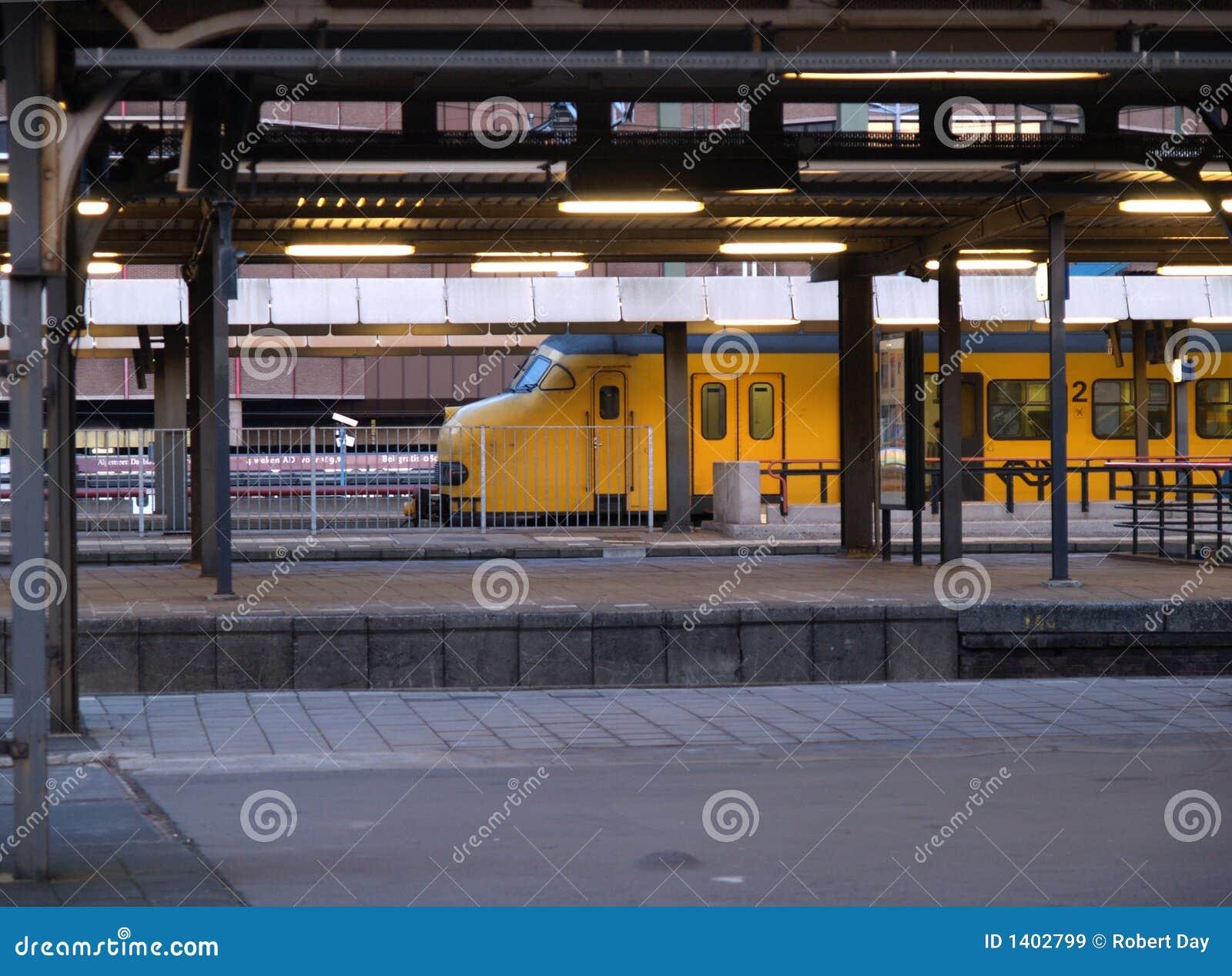 Gare d Utrecht Centraal