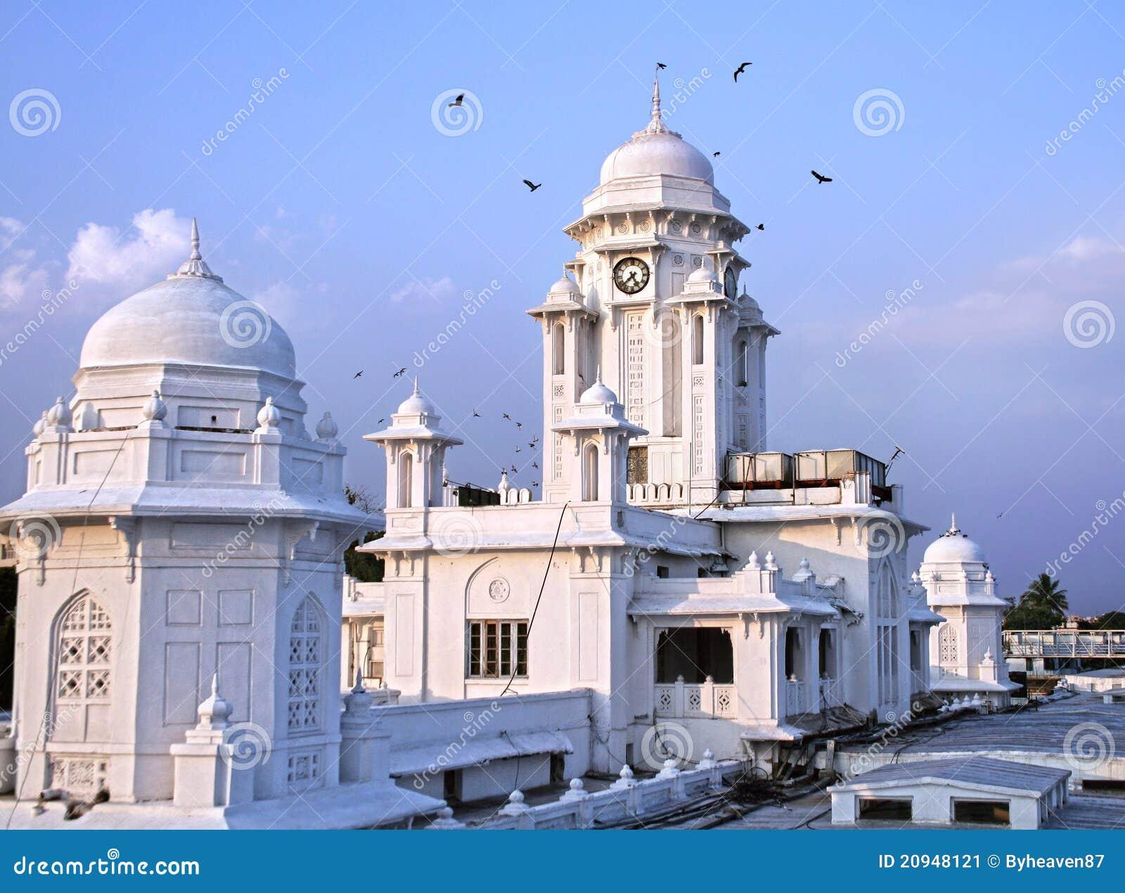 Gare de Kacheguda à Hyderabad