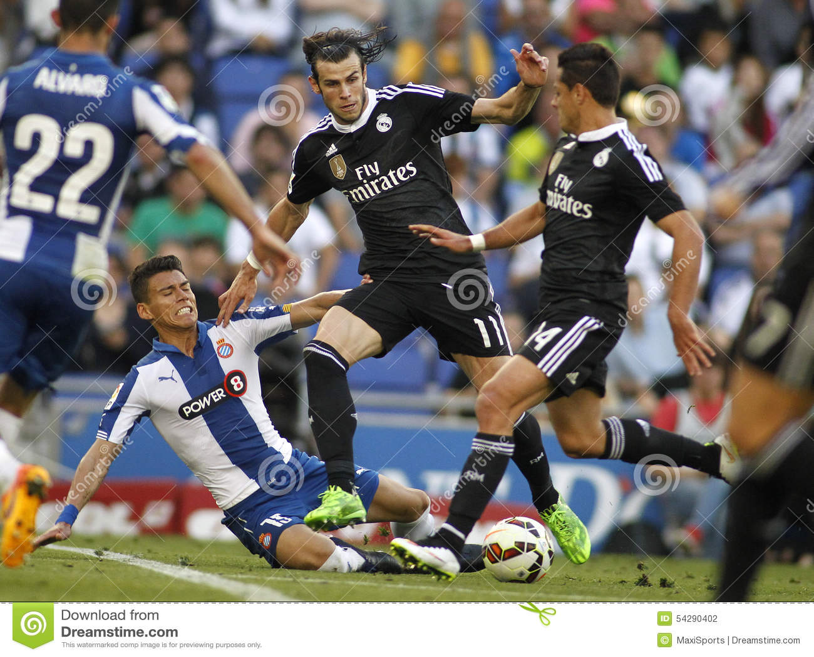 Gareth bela Real Madrid
