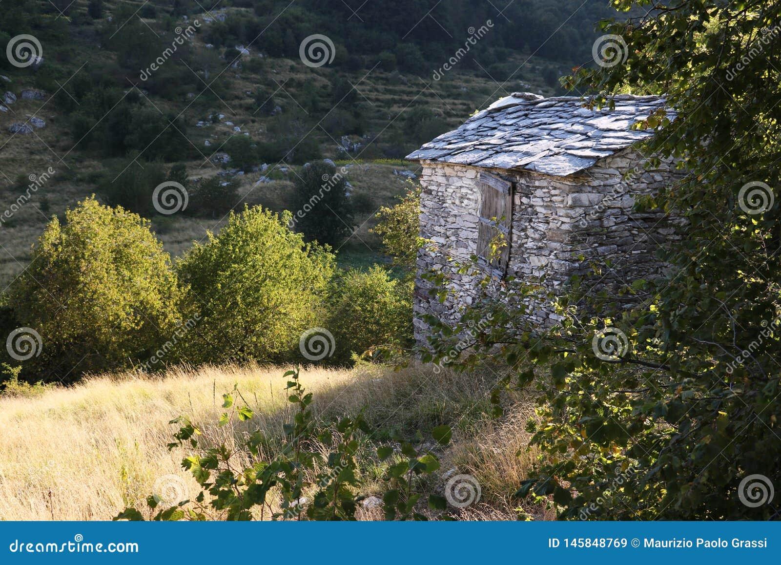 Garfagnana, Campocatino, Alpes d Apuan, Lucques, Toscane l Italie Smal