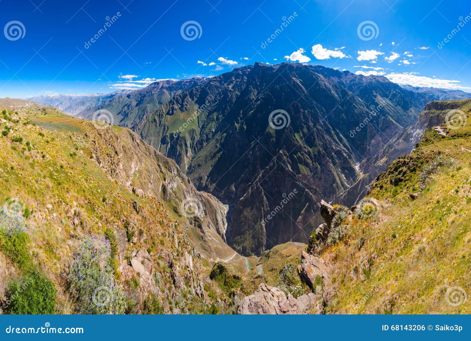 Garganta de Colca, Peru