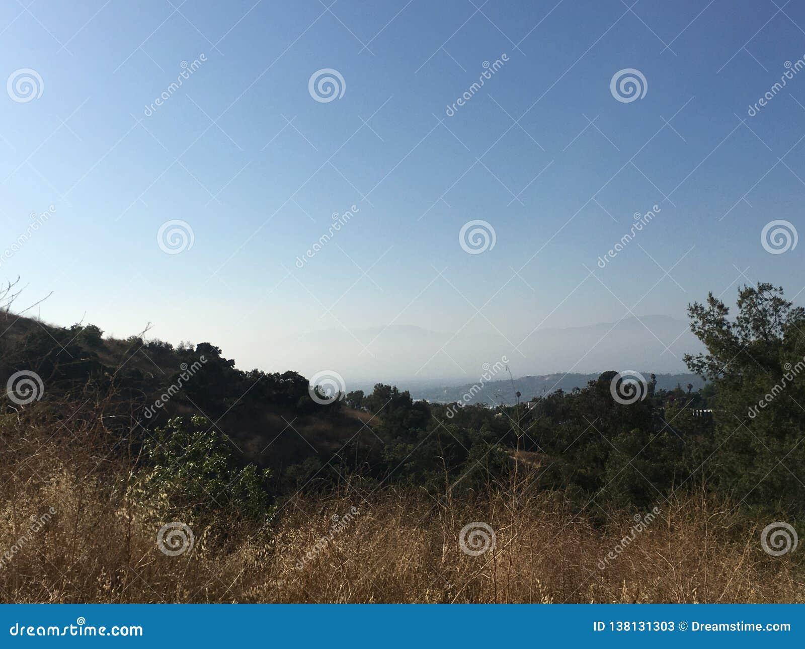Garganta do pó - San Gabriel Valley