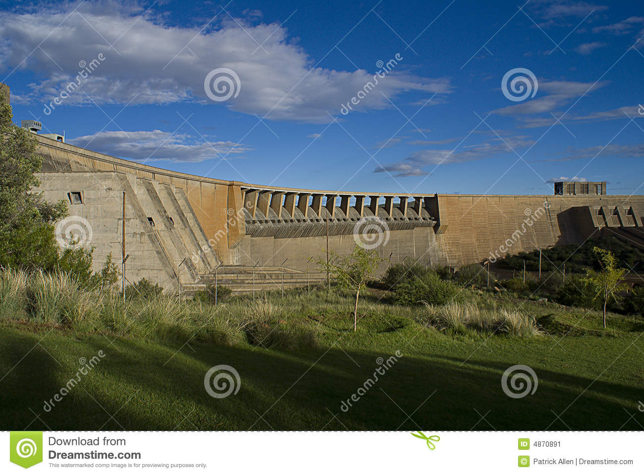 Gariep Dam South Africa  city pictures gallery : Gariep Dam, Free State, South Africa the largest dam in South Africa ...