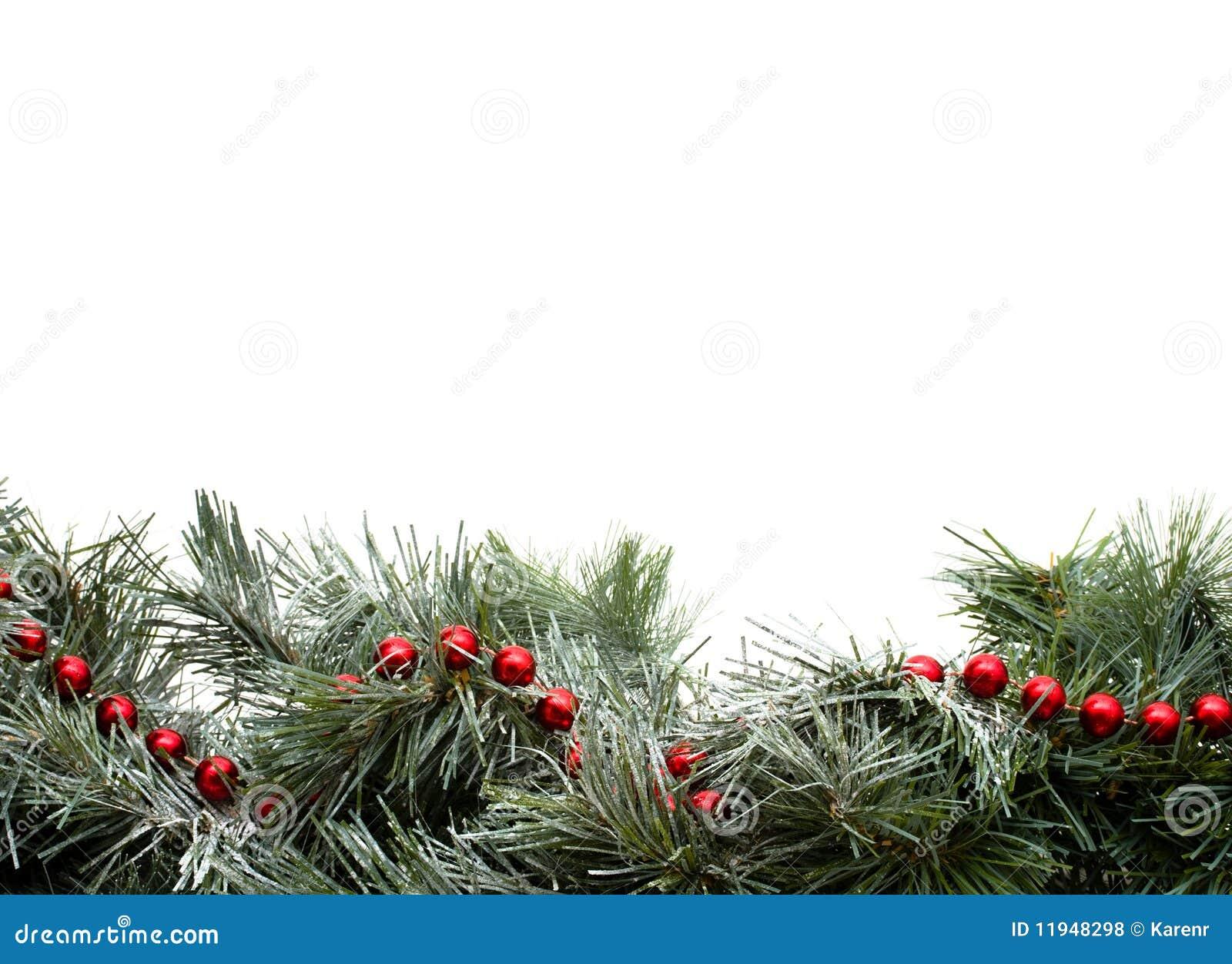 Christmas Tree Garland Beads