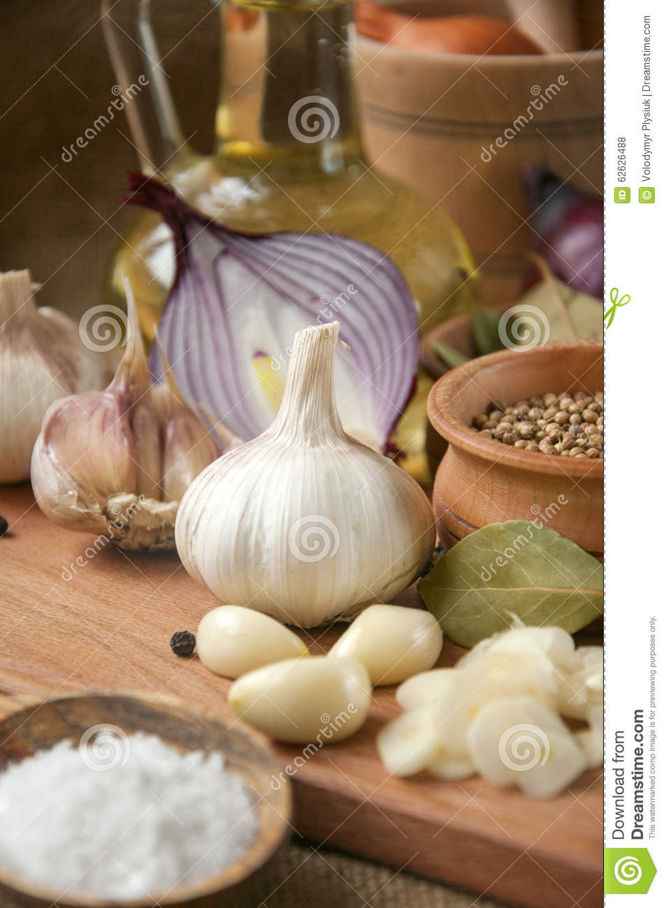 Wallpaper Food Cooking Grill Vegetables Peppers: Garlic, Onion, Coriander, Sesame Seeds, Black Pepper, Bay