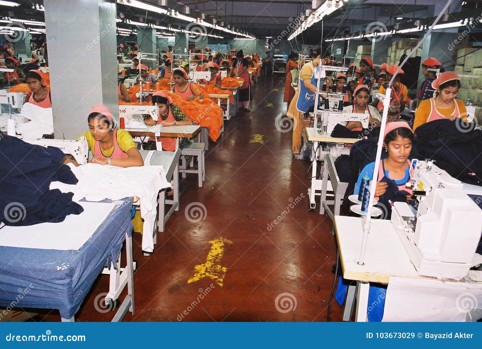 Garments industry in Bangladesh