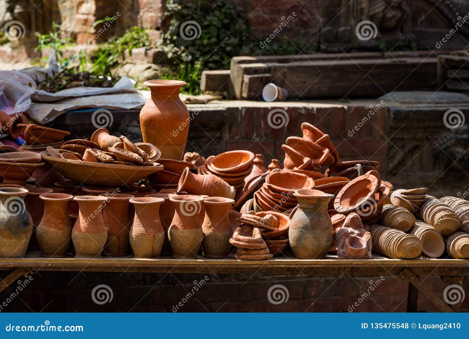 Garncarstwo i ceramika w Nepal