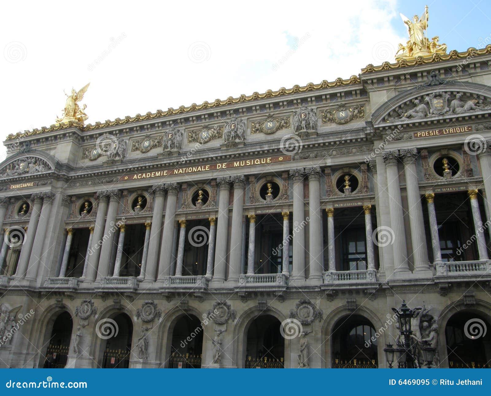 Garnier Paris opera