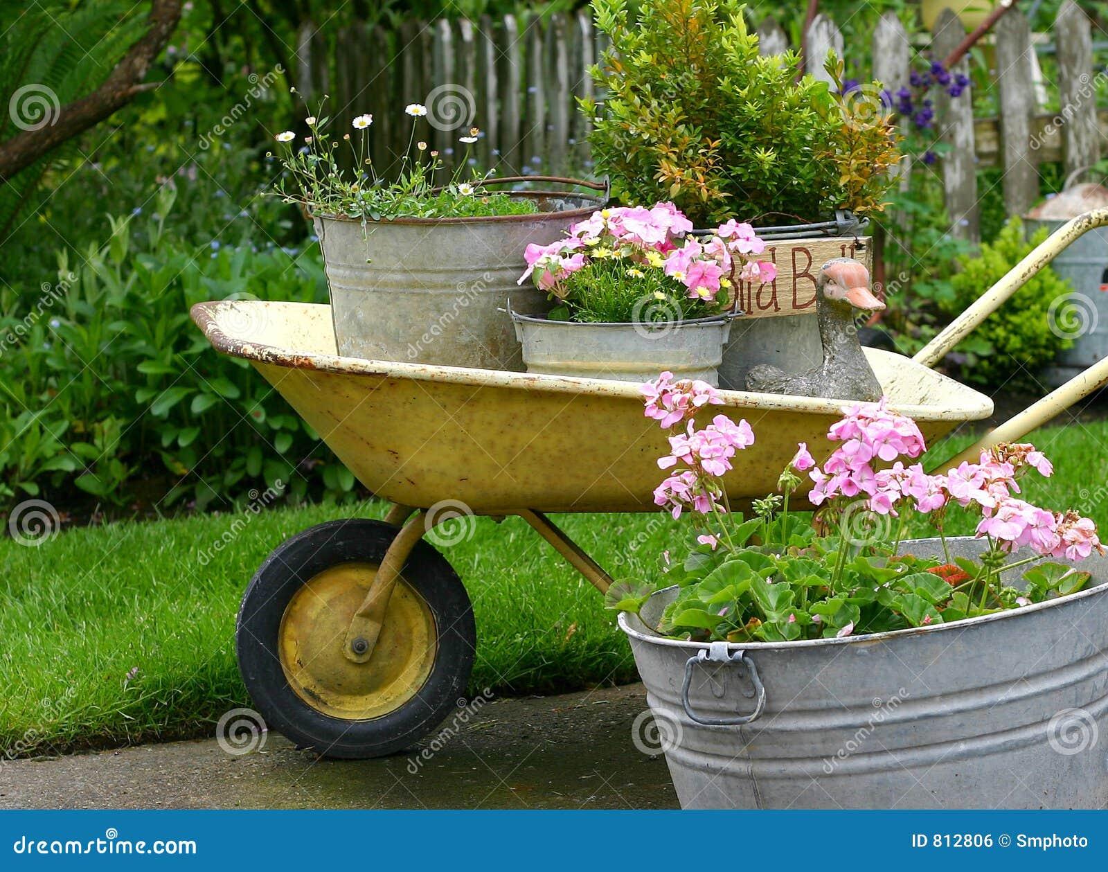 Garnki na ogród