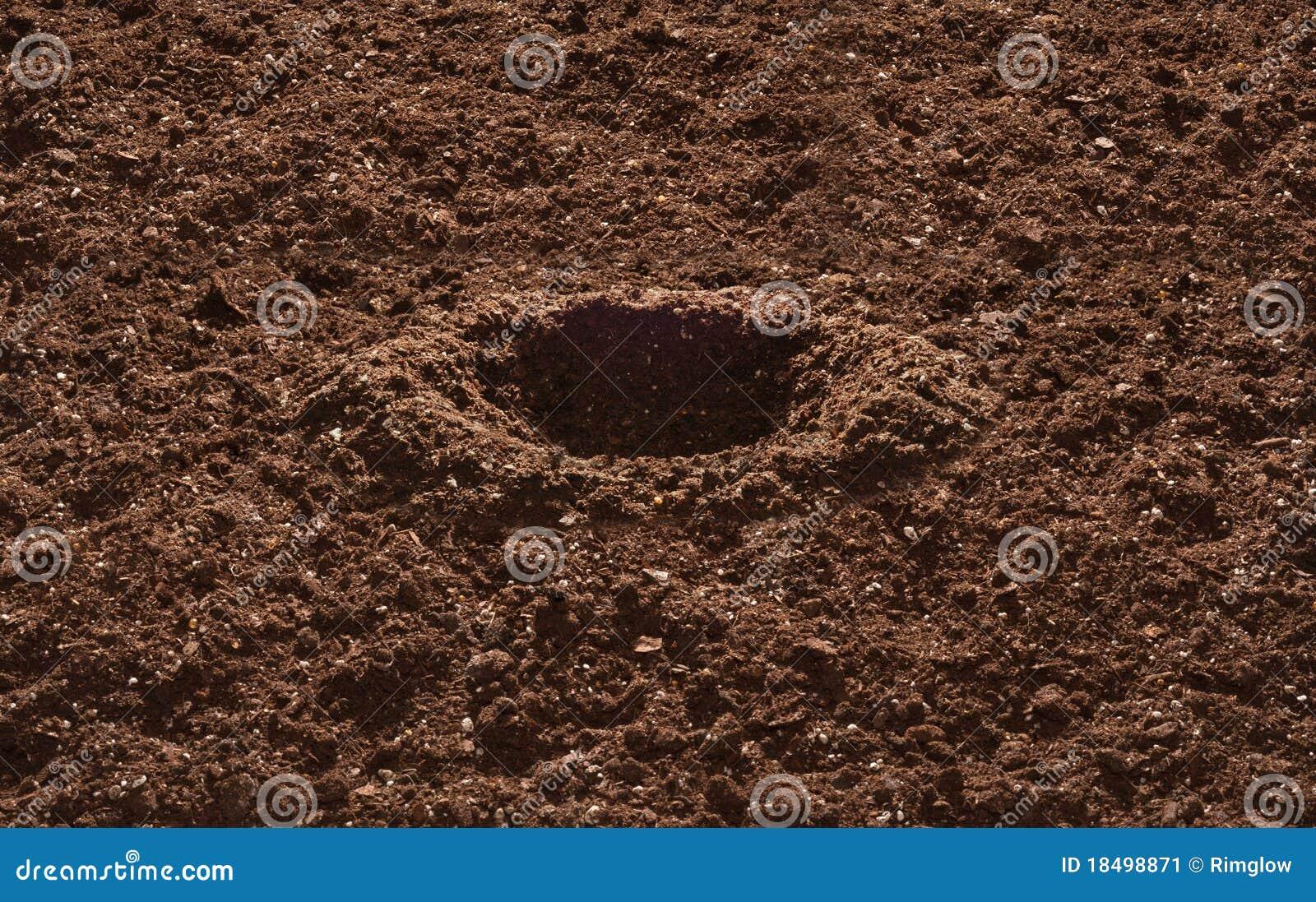 Garten Boden Stockbild Bild Von Landwirtschaft Boden 18498871