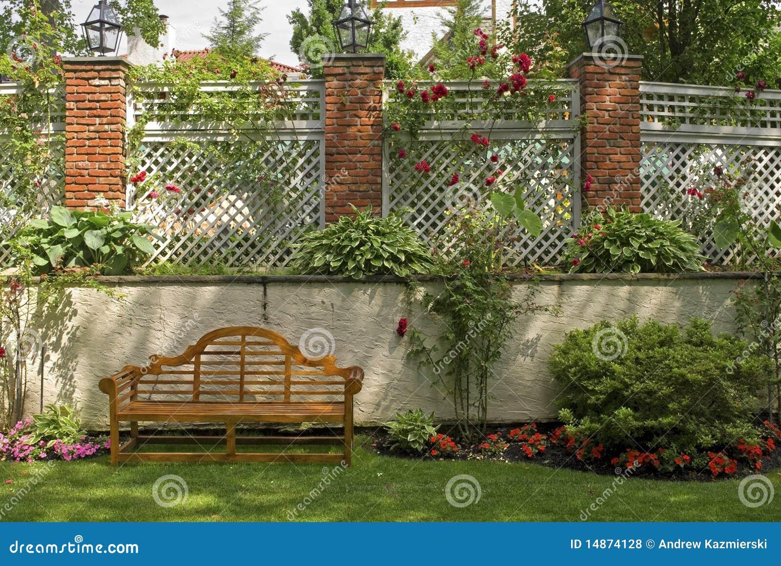 Garten-Gitter