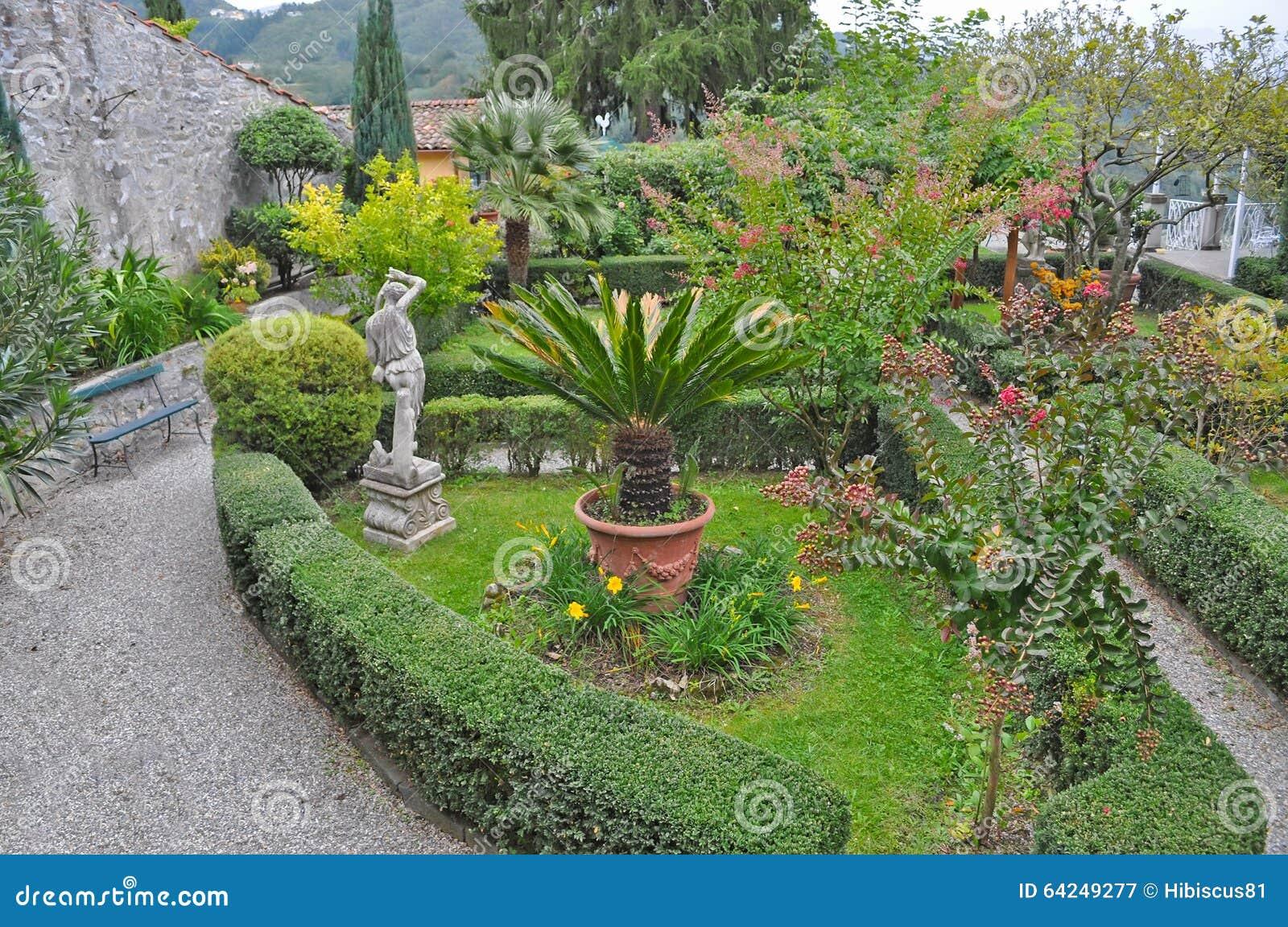 Garten in toskana stockfoto bild 64249277 - Toskana garten ...