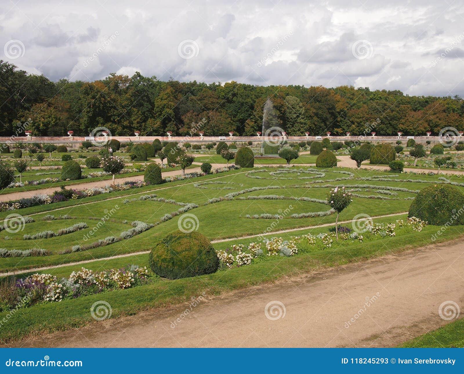 Garten von Diana de Poitiers