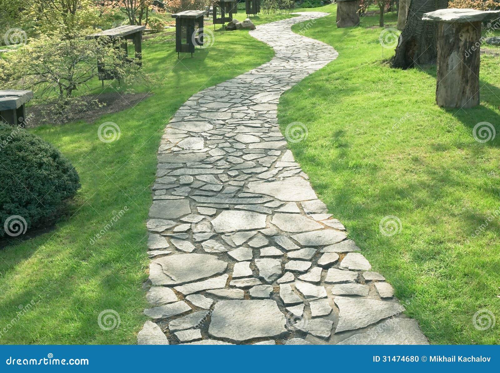 japanischer gartenweg – proxyagent, Garten seite