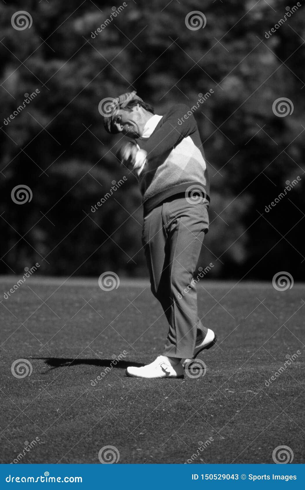 Gary gracza Fachowy golfista