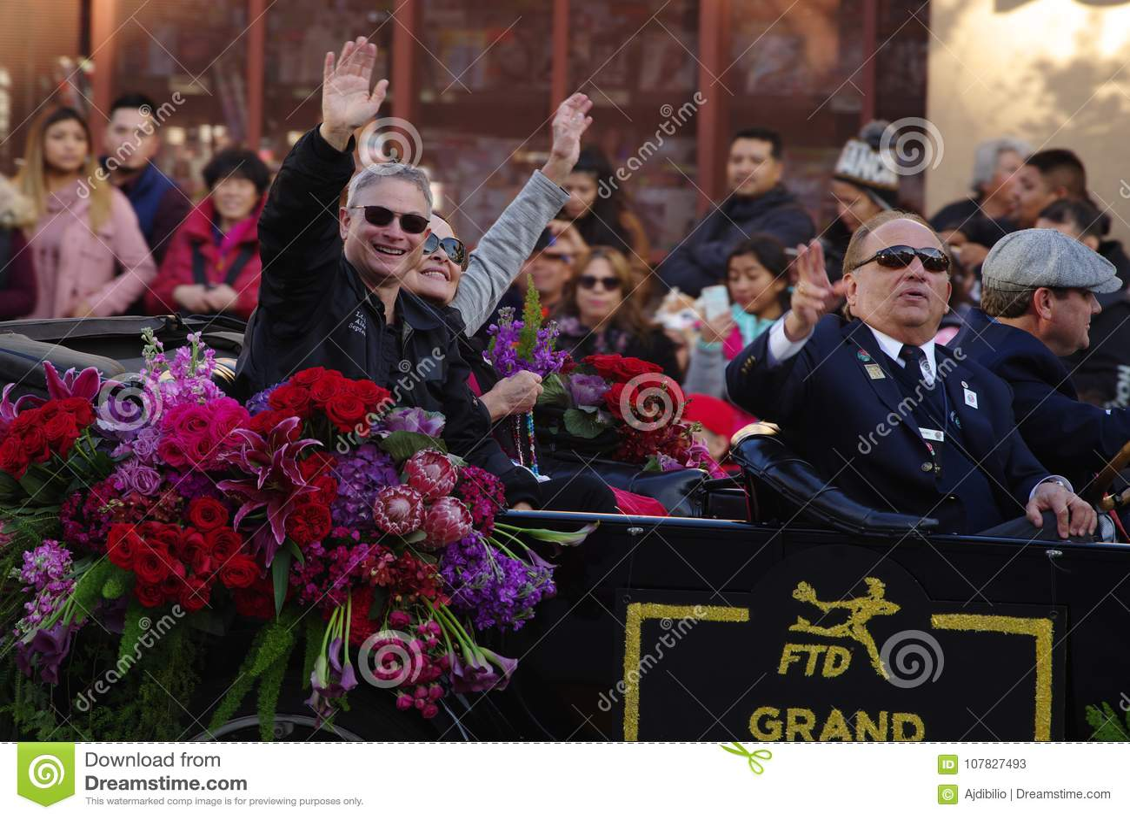 Gary Sinise Grand Marshal