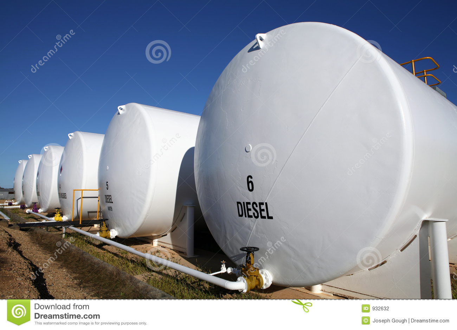 Diesel Fuel Prices & Trucking Industry