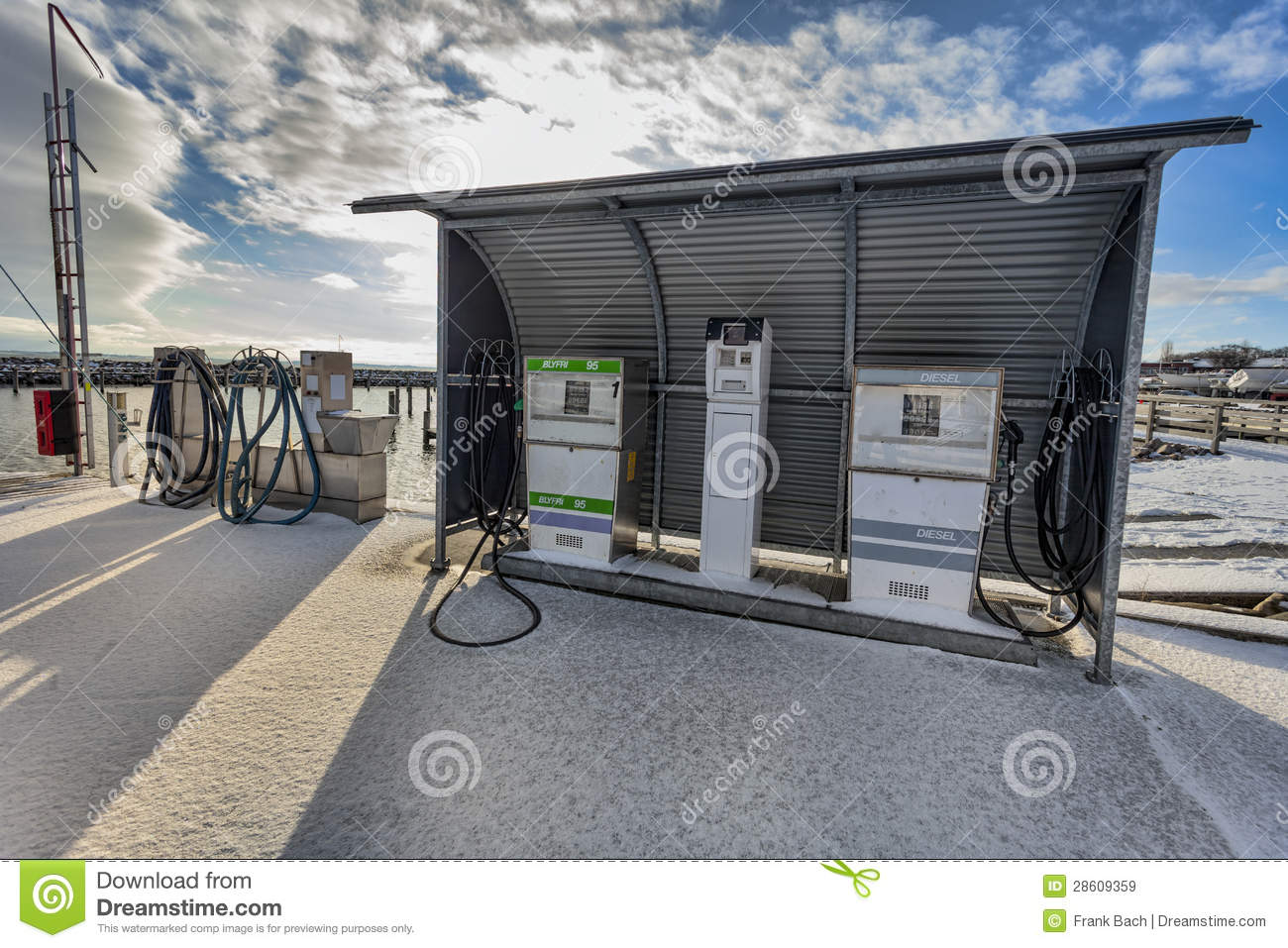 gas filling station business plan