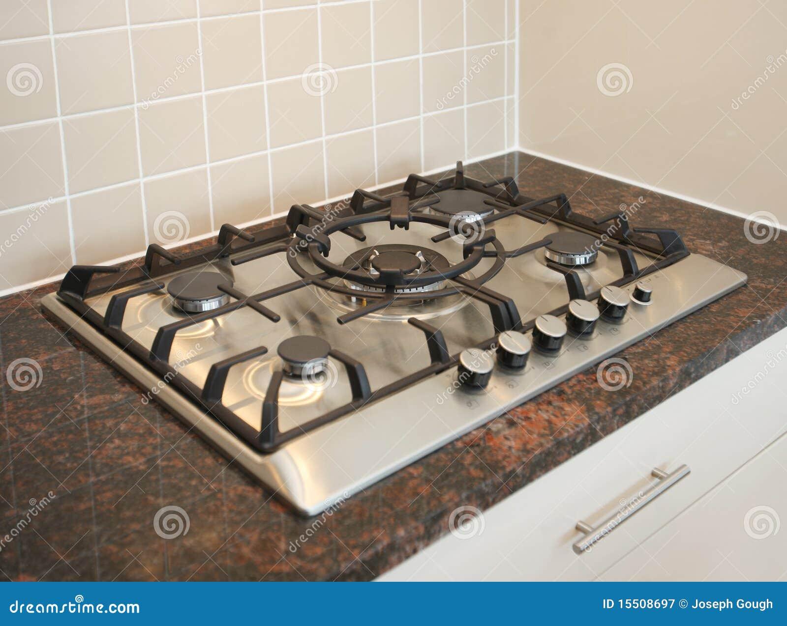 Black Granite Worktop Kitchen
