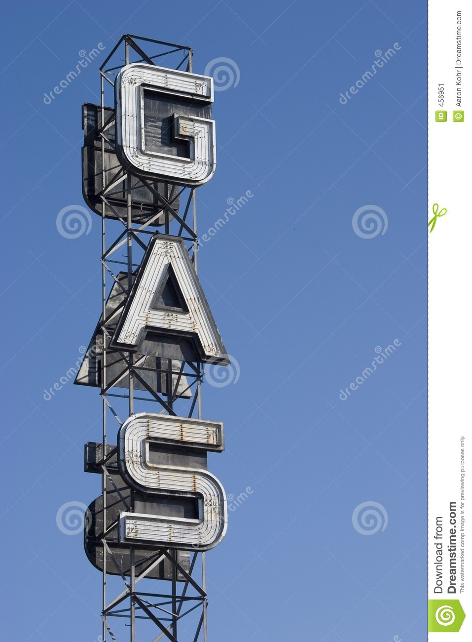 Gas Sign 1