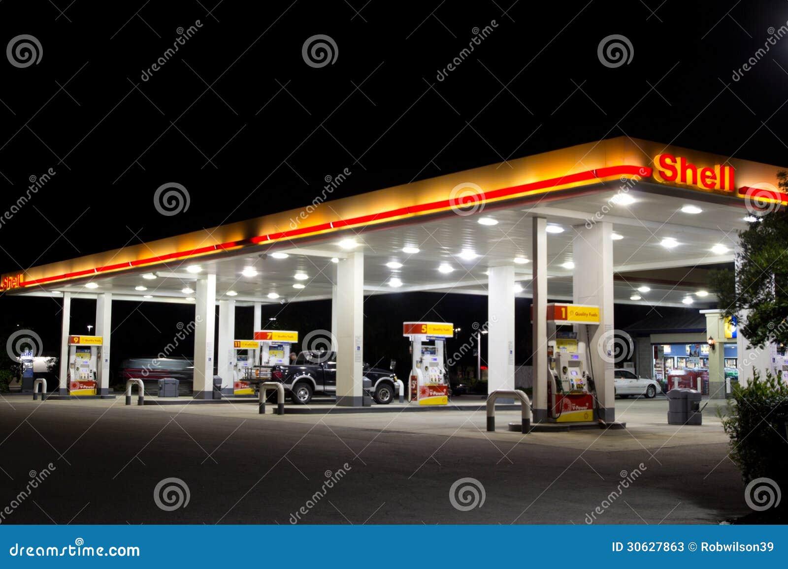 Shell station locator