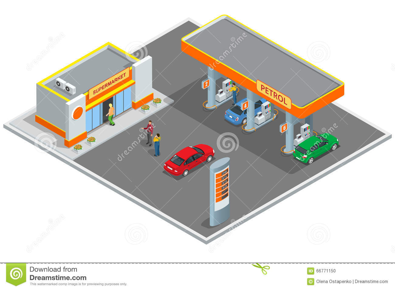 https://thumbs.dreamstime.com/z/gas-station-petrol-station-refilling-shopping-service-refill-station-cars-customers-business-icon-infographics-design-web-66771150.jpg