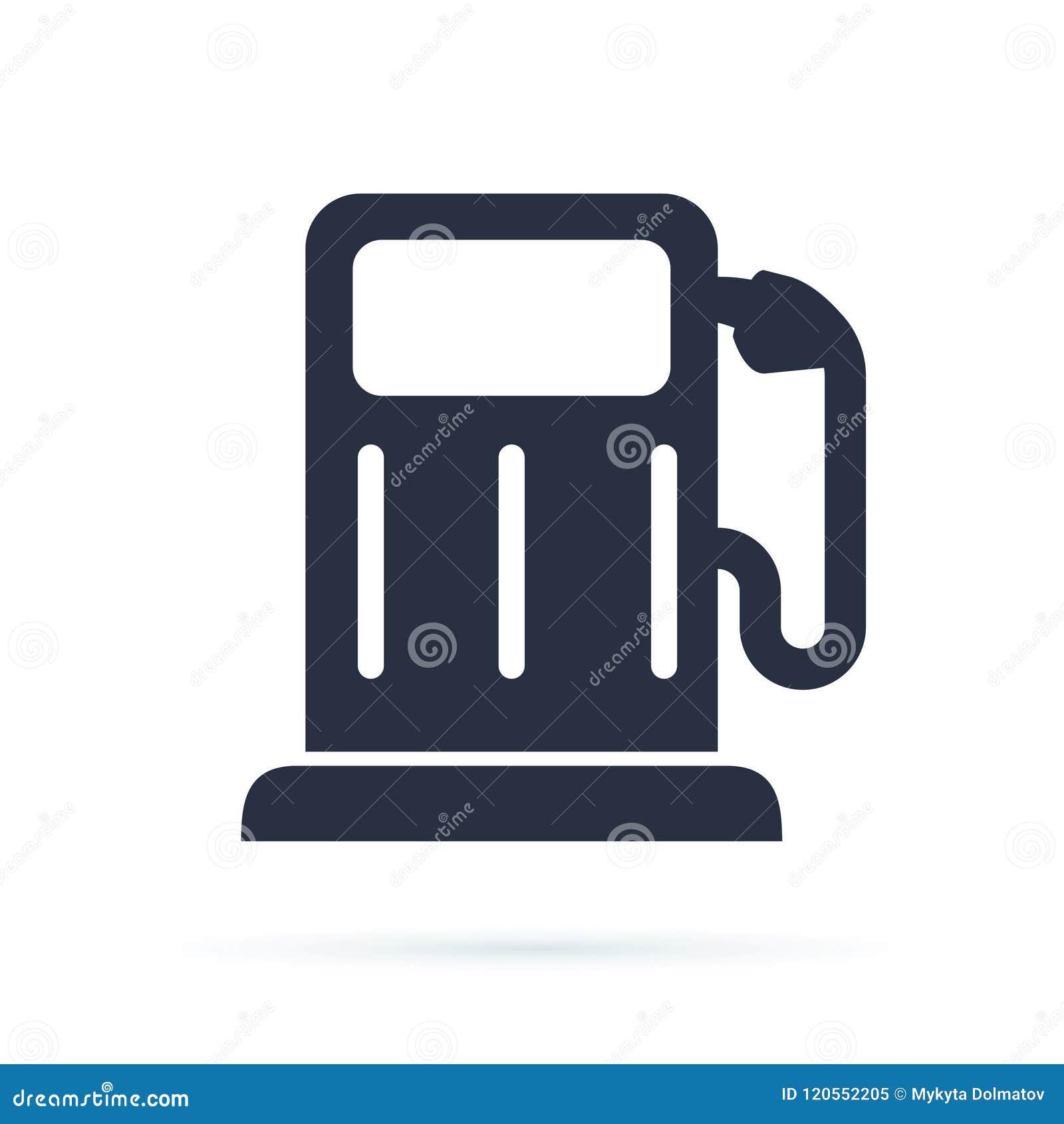Gas Station Symbol Gasoline Pump Petrol Symbol Or Energy Sign