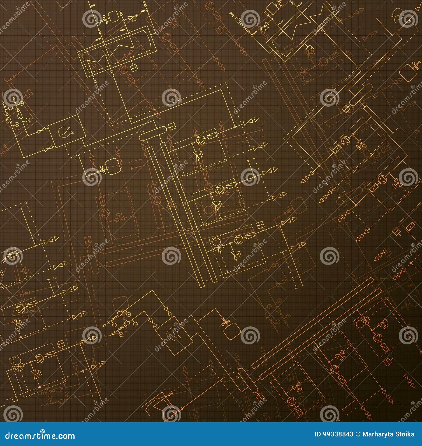 Fein Zentralheizung Plan Galerie - Der Schaltplan - triangre.info