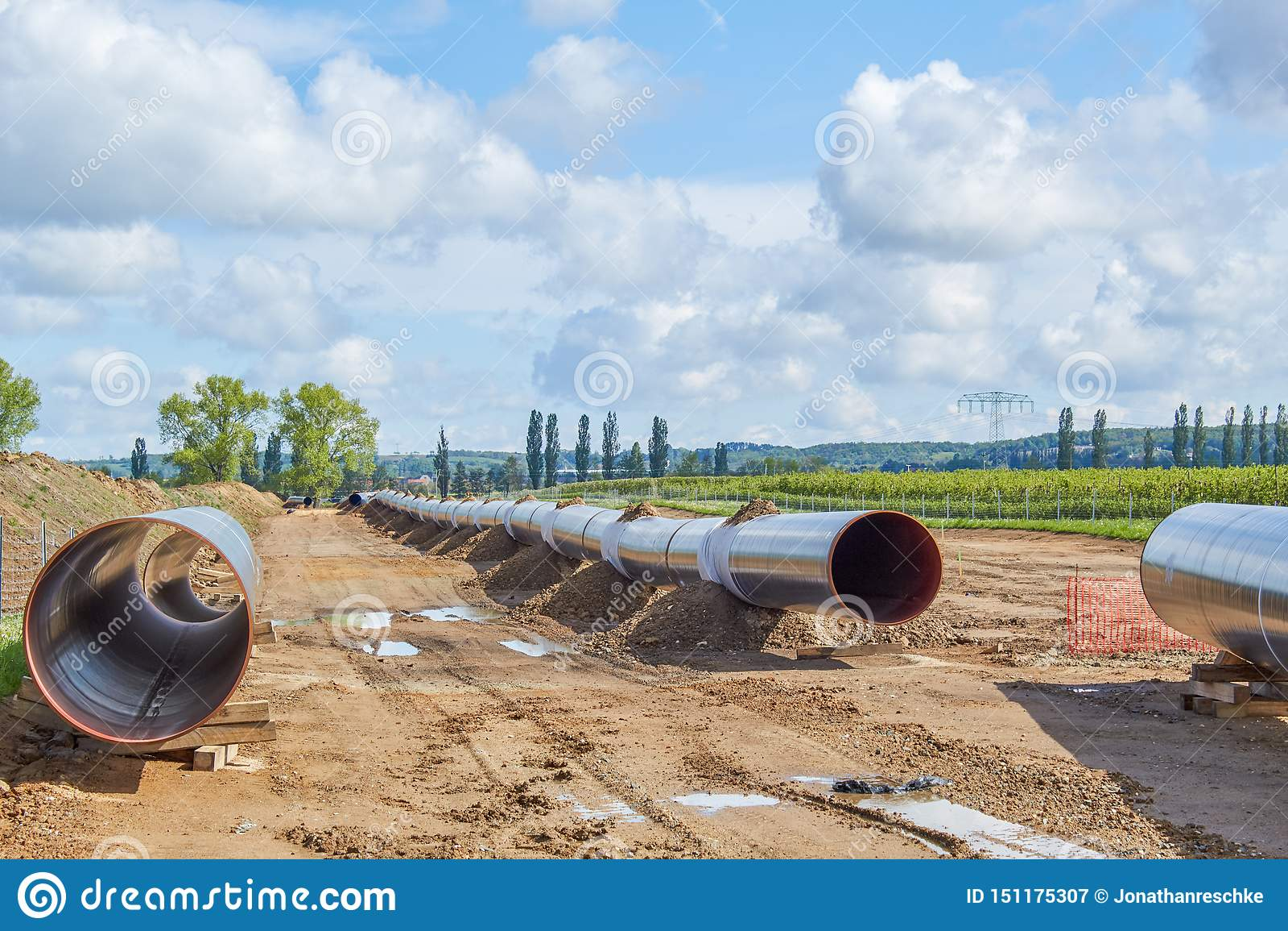 Gasoduto de Nord Stream2