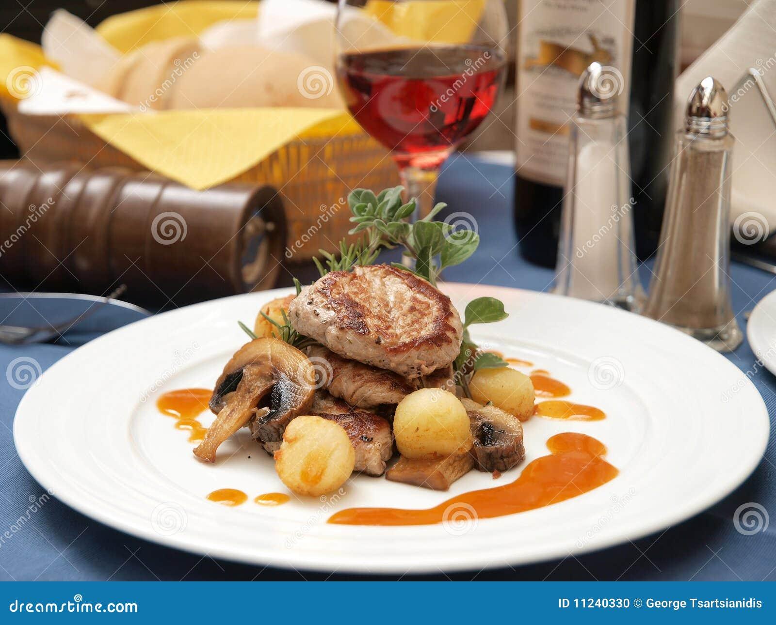 Gastronomisch diner