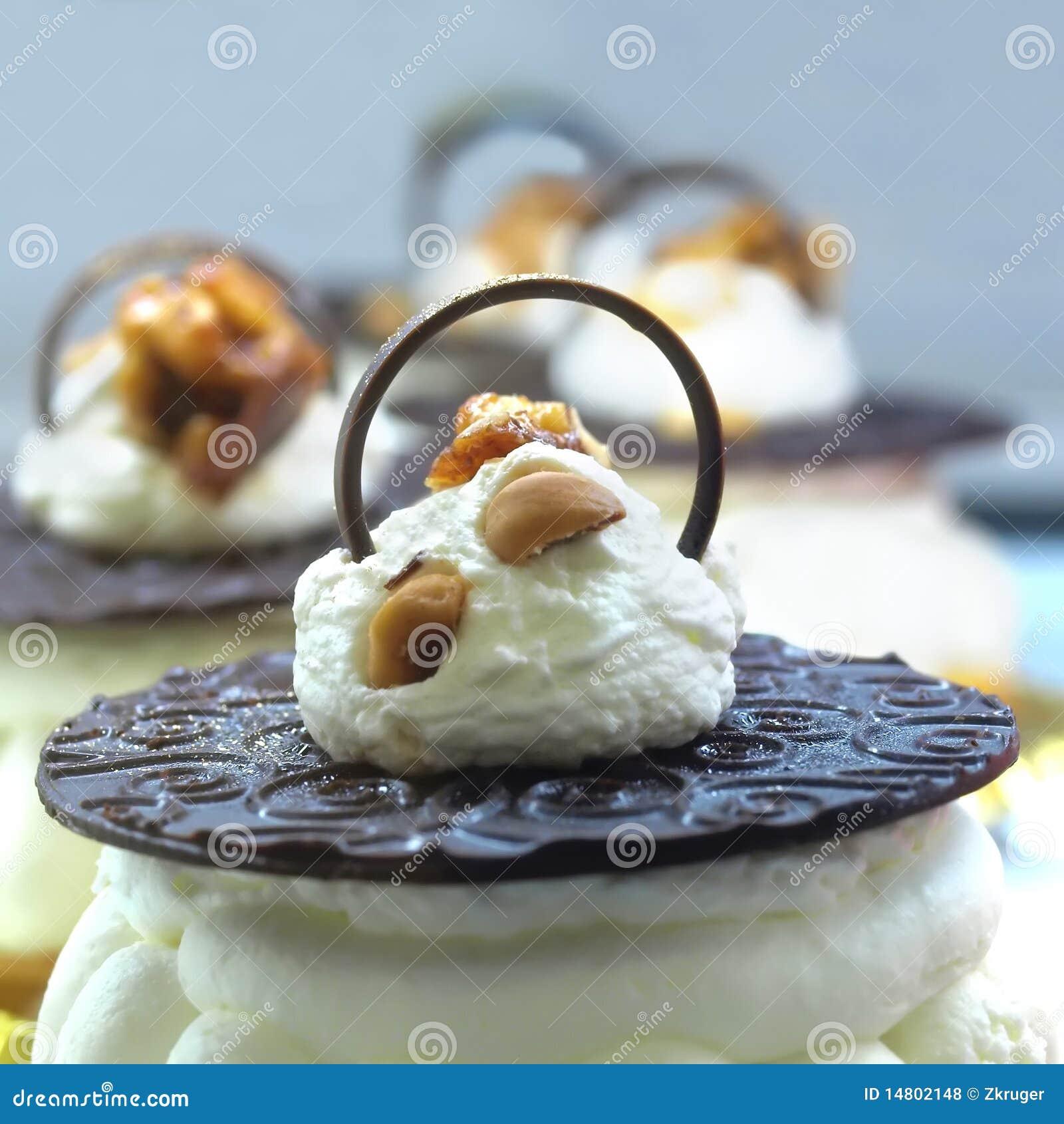 Gastronomisch gebakje