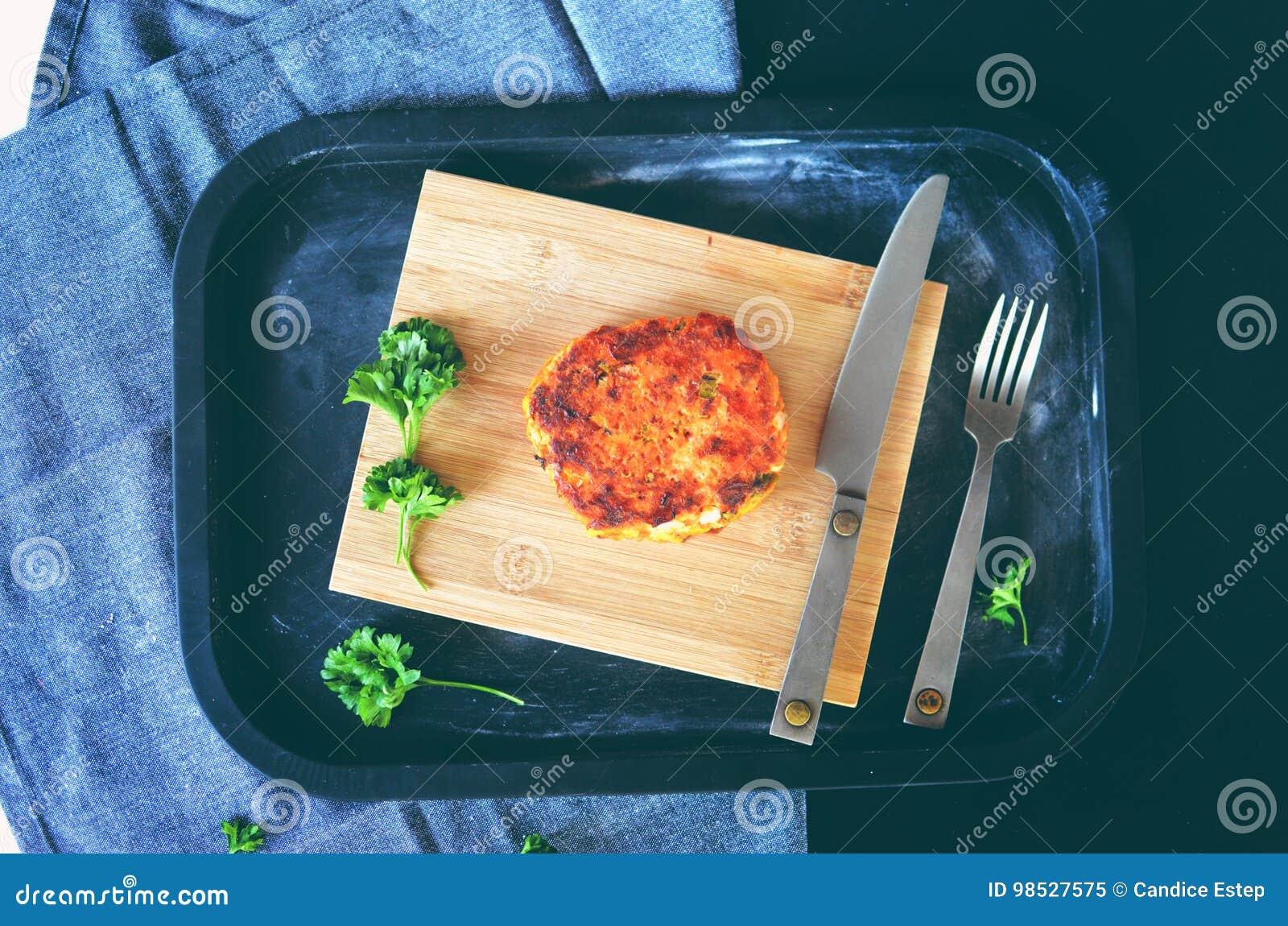Gastronomisch voedsel klaar te eten