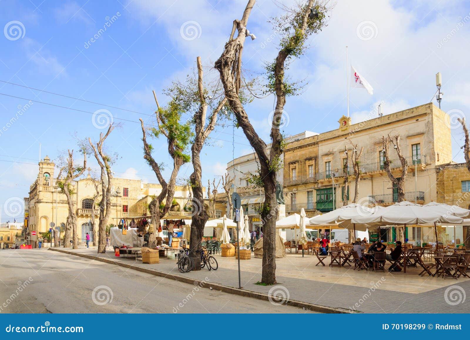 Gataplats, Victoria, Gozo