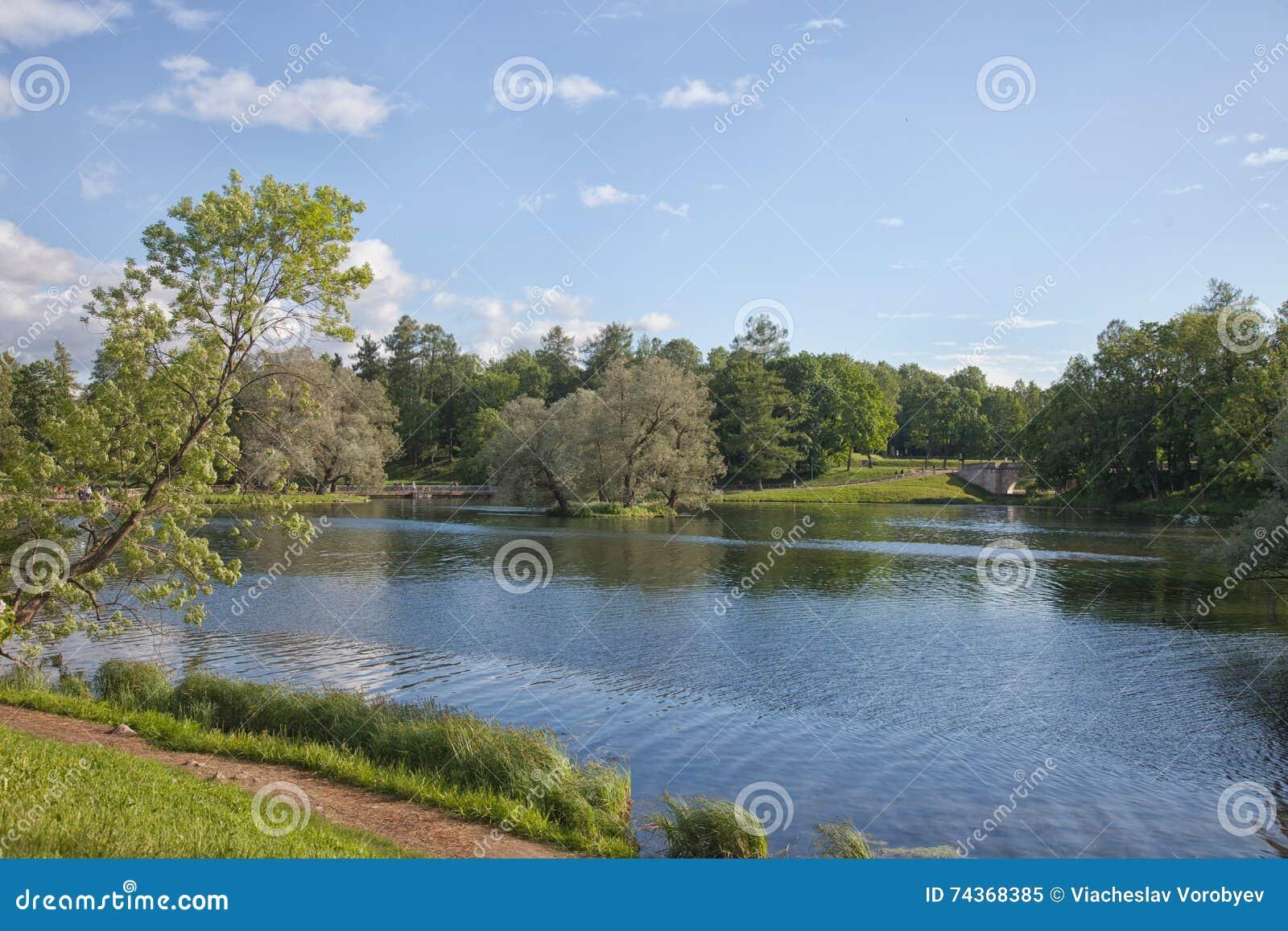 Gatchina Большой парк