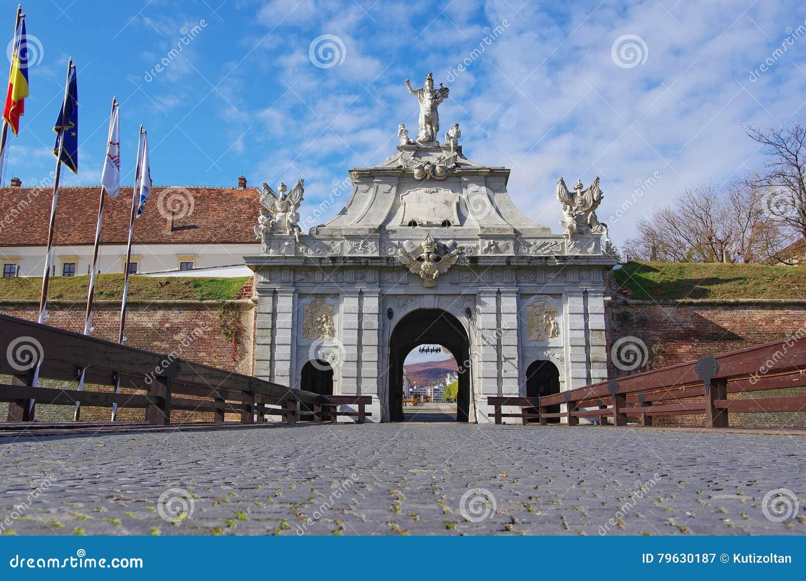 Gate of citadel