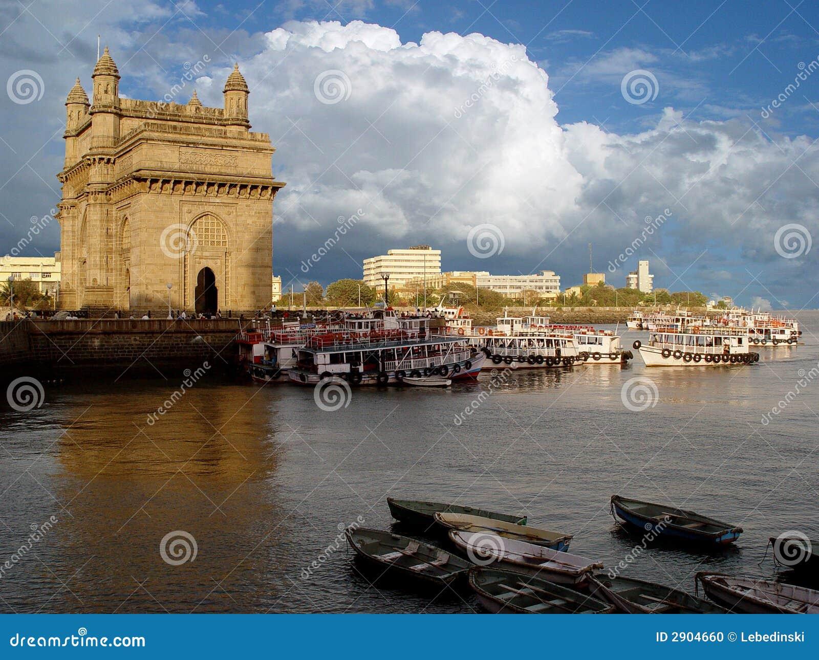 Gate of India Mumbai(Bombay)