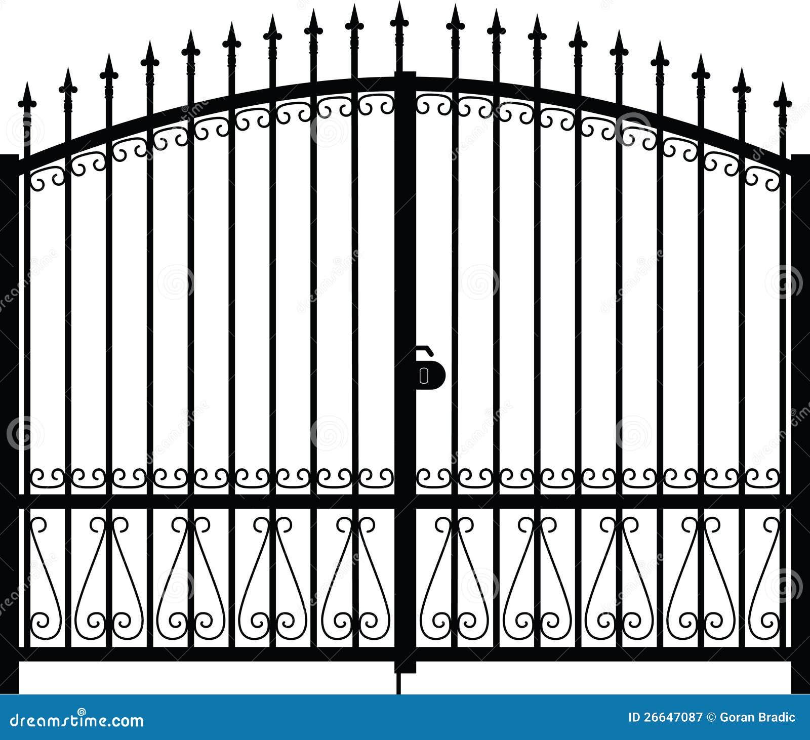 free clipart gates - photo #18