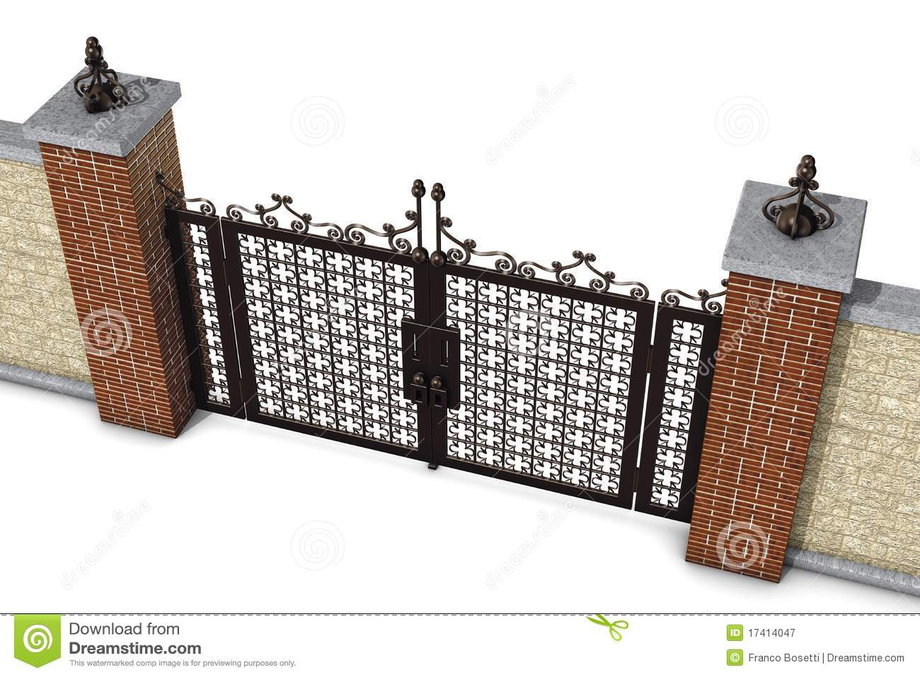 Wall and Gate Design