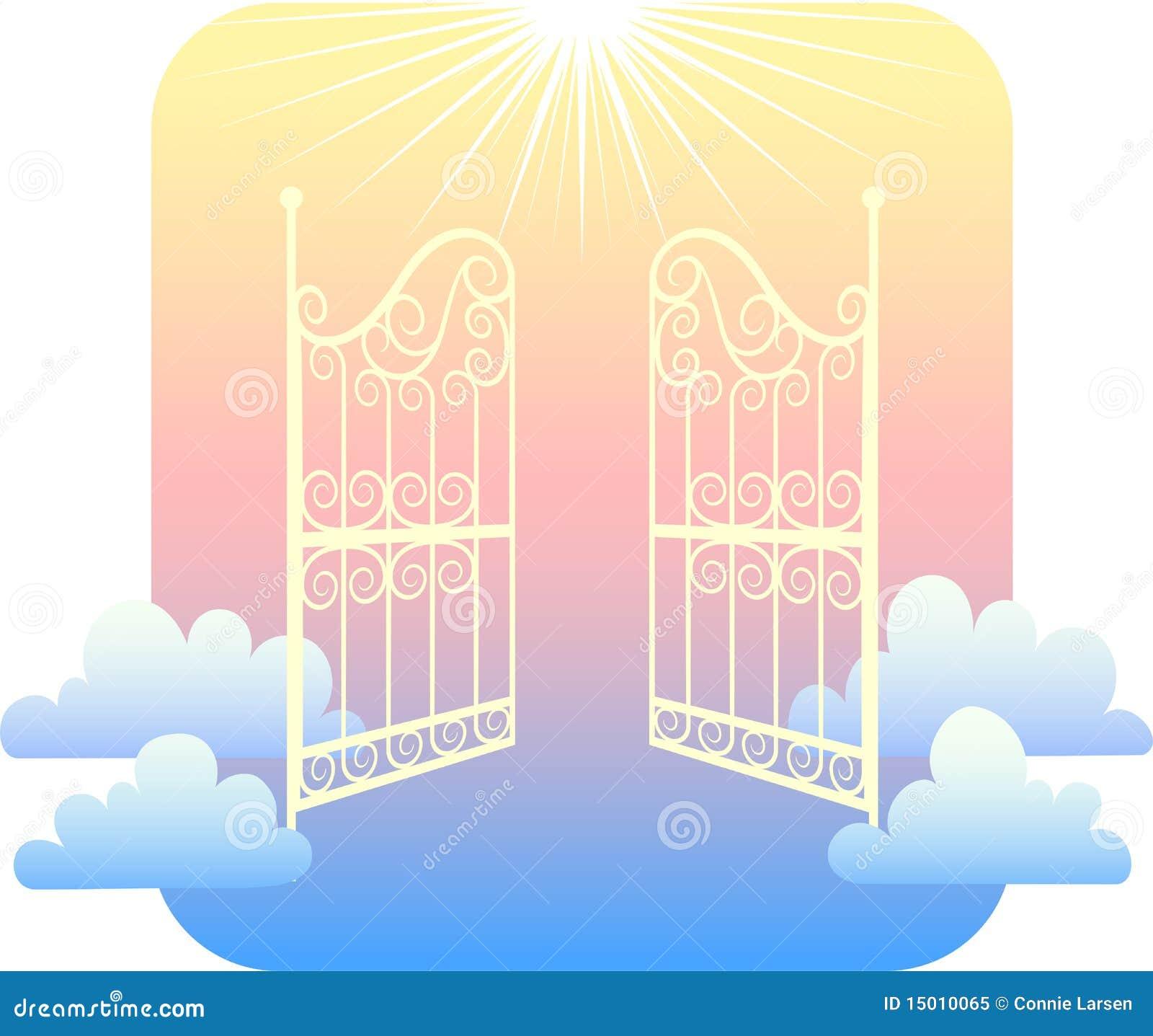 free christian clipart heaven - photo #19