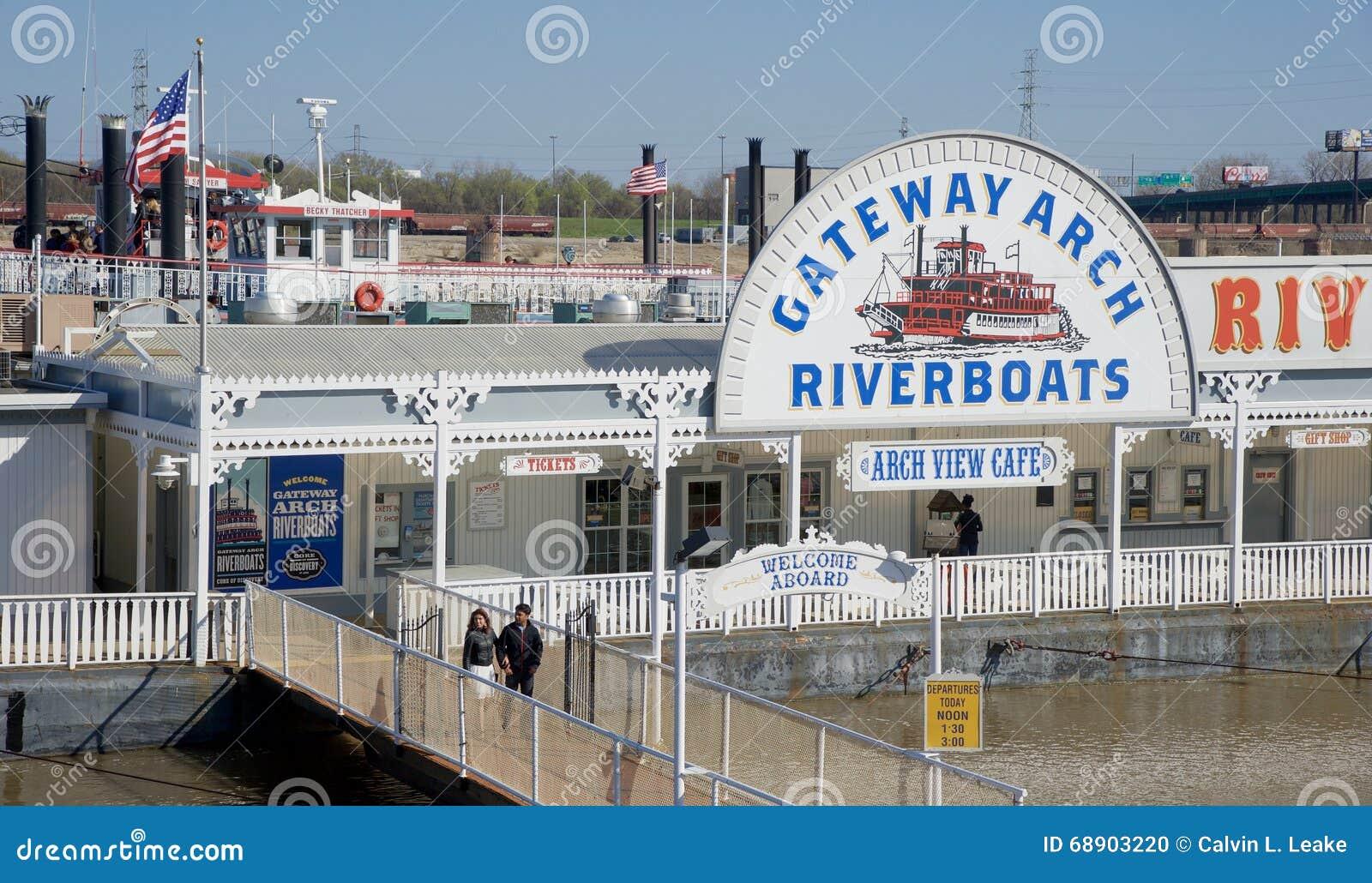 St Louis Boat Tours